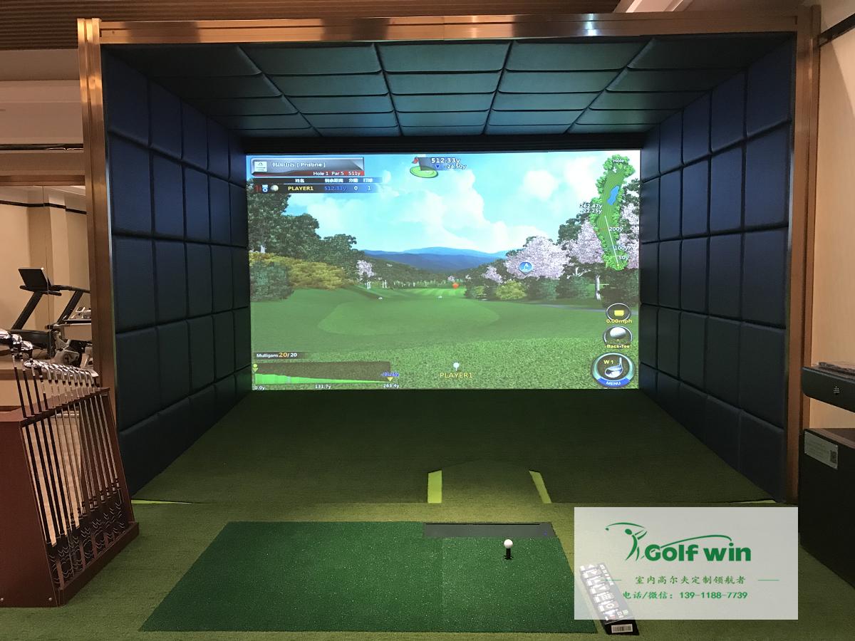 Golfwin/G3 豪华版模拟高尔夫