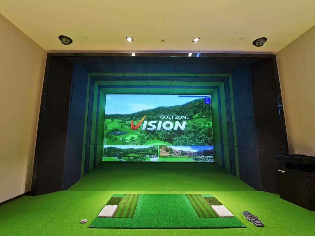 Golfzon模拟高尔夫